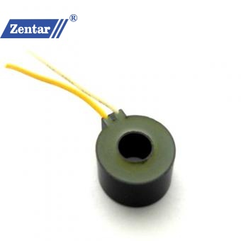 Zero phase current transformer,wire lead zero phase current transformer